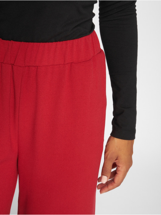 Dr. Denim Chino Abel Trousers rot