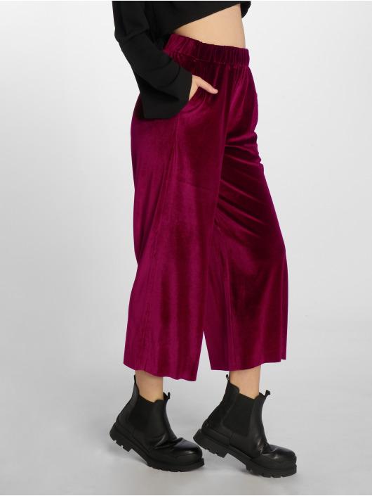Femme Trousers Rouge DrDenim Pantalon Chino 573665 Abel q35R4LAjc