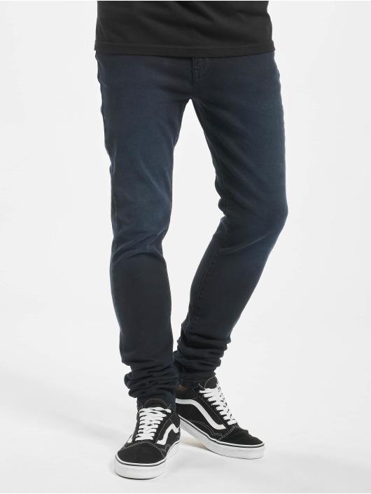Dr. Denim Skinny Jeans Leroy blau