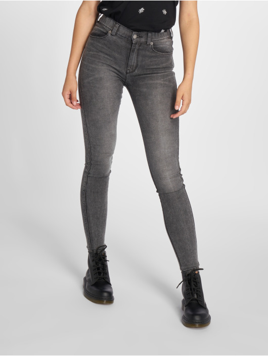 Dr. Denim Skinny Jeans Lexy grey