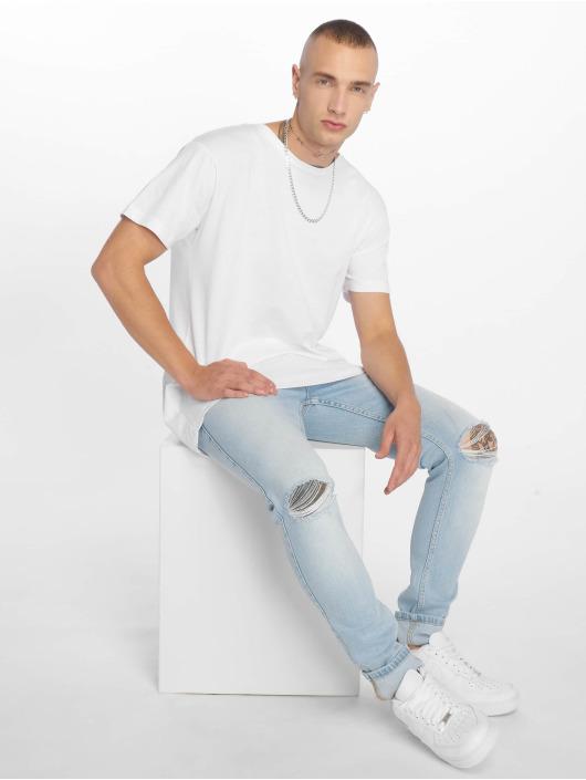 Dr. Denim Slim Fit Jeans Clark blå
