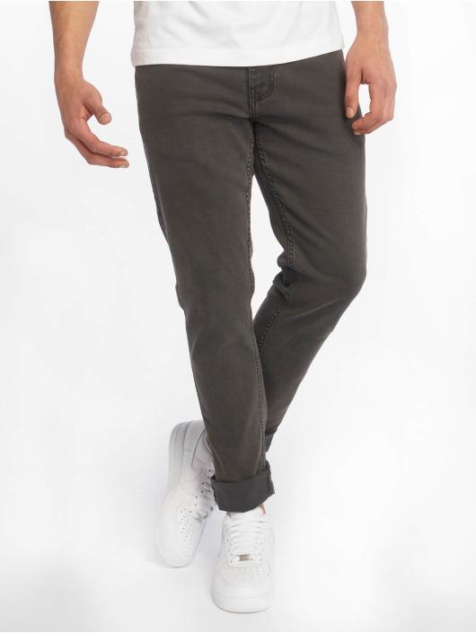 Dr. Denim Slim Fit Jeans Clark schwarz