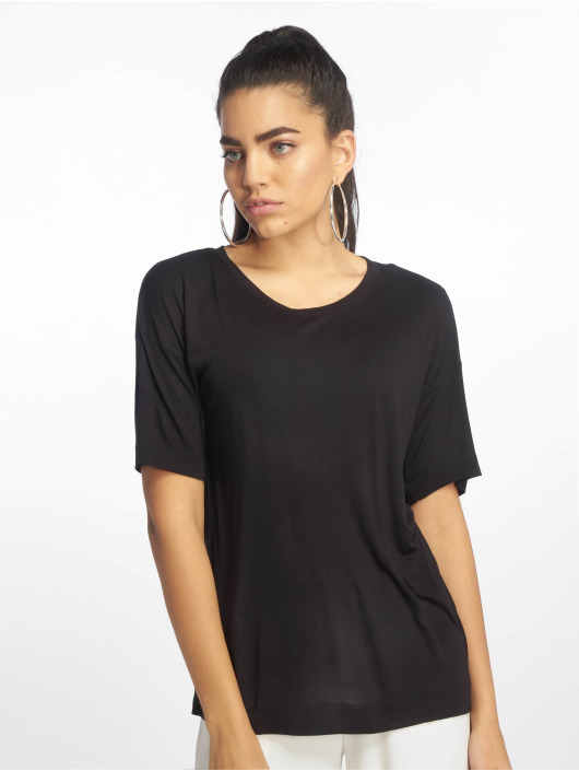 625003 T shirt Femme Jackie DrDenim Noir f7ygYbv6