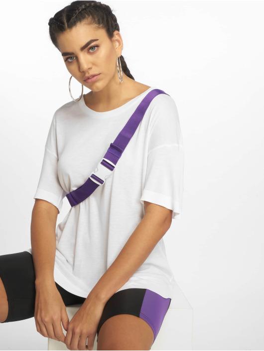 Dr. Denim T-skjorter Jackie hvit