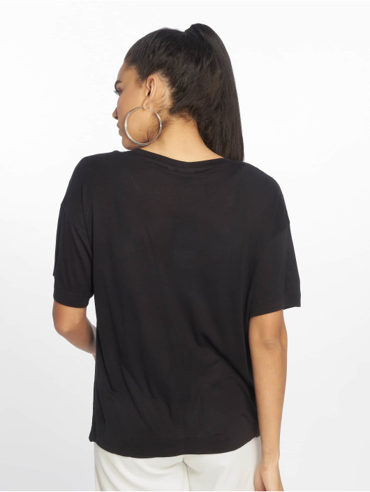 Dr. Denim T-skjorter Jackie svart