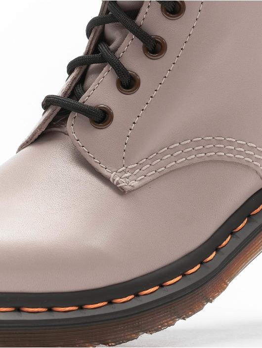 Dr. Martens Čižmy/Boots Pascal 8 Eye béžová