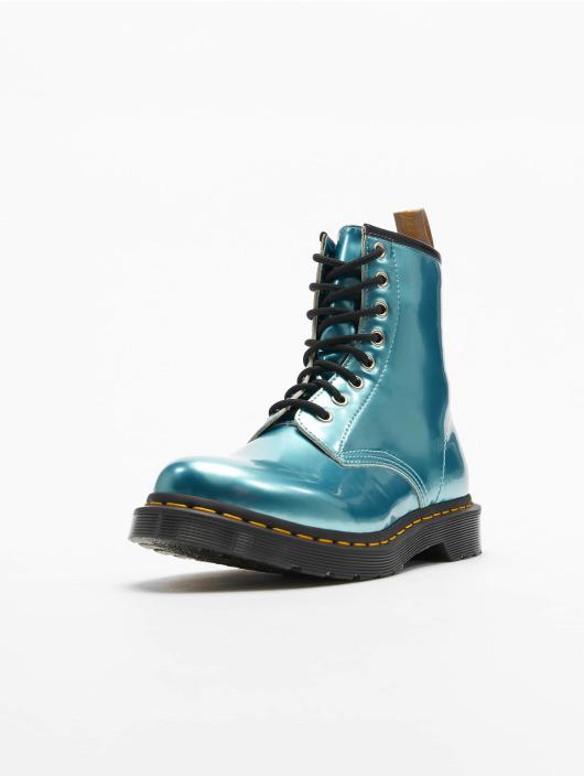 Dr. Martens Čižmy/Boots 1460 Vegan 8 Eye modrá