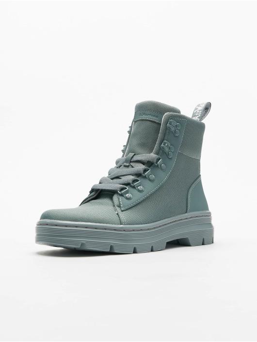 Dr. Martens Čižmy/Boots Combs W Extra Tough Nylon Ajax tyrkysová