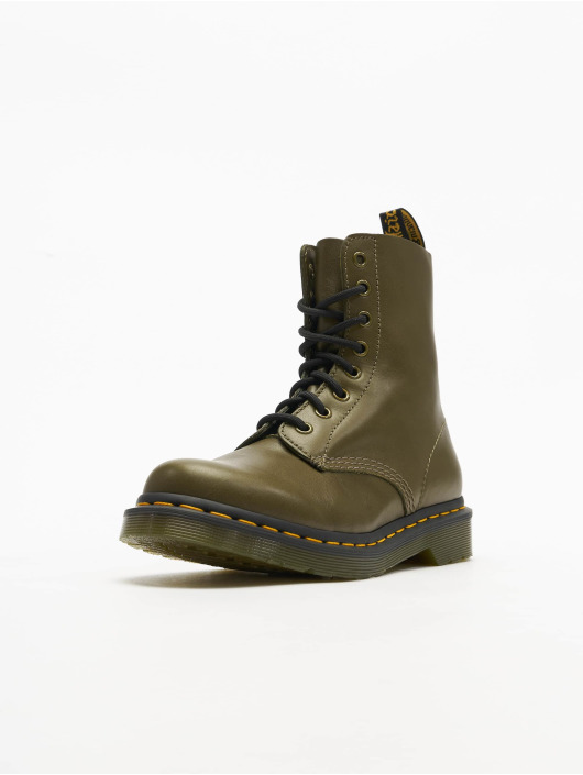 Dr. Martens Boots Pascal 8 Eye olive