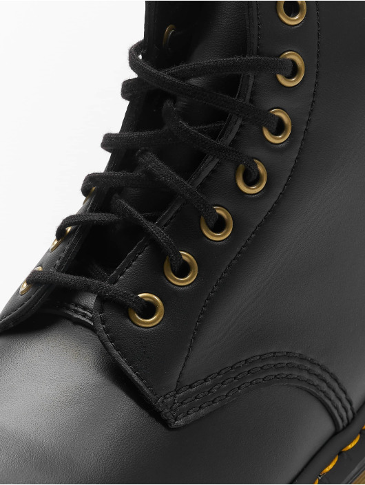 Dr. Martens Boots 1460 Vegan 8-Eye schwarz