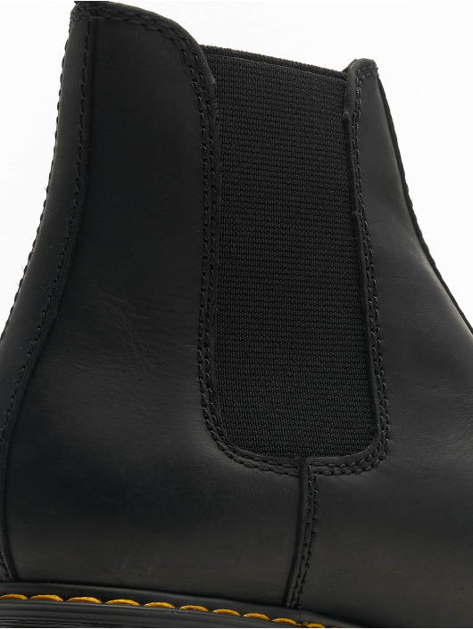 Dr. Martens Boots Rometty Plateau Chelsea schwarz