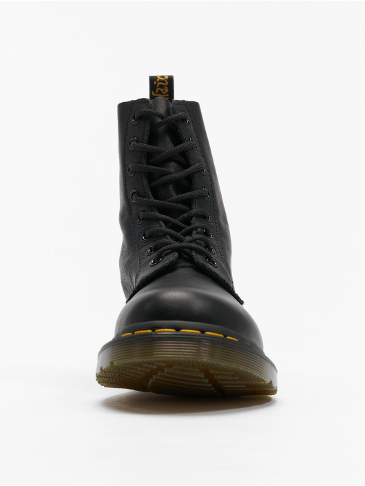 Dr. Martens Boots Pascal Virginia 8-Eye zwart