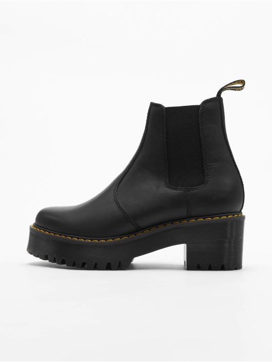 Dr. Martens Chaussures montantes Rometty Plateau Chelsea noir