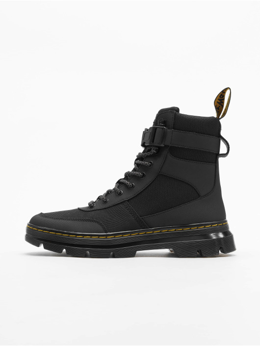 Dr. Martens Chaussures montantes Combs Tech Tract noir