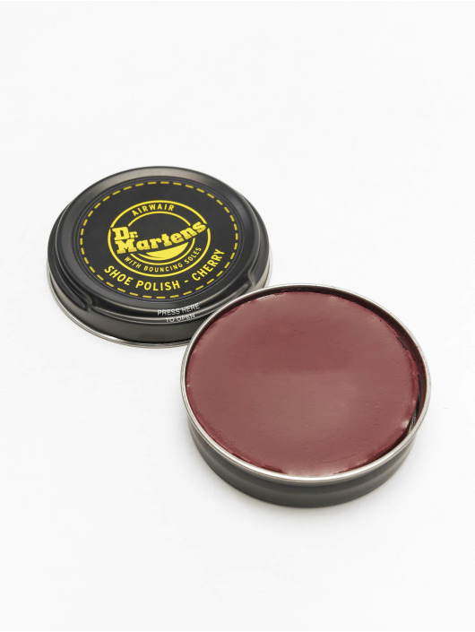 Dr. Martens Skopleie Cherry Shoe Polish 50ml red