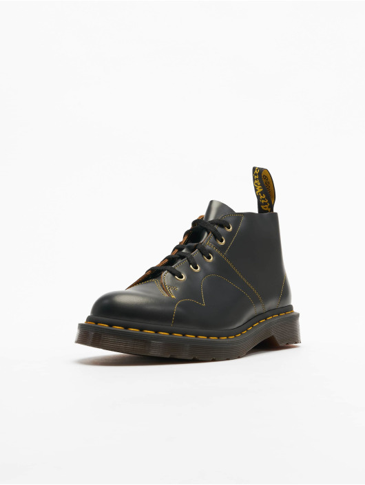 Dr. Martens Støvler Church Smooth 6 Eye sort
