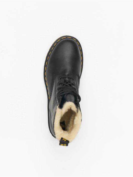 Dr. Martens Vapaa-ajan kengät Serena Wyoming 8-Eye Burnished musta