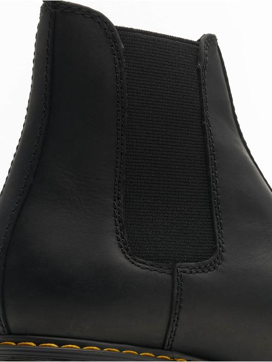 Dr. Martens Vapaa-ajan kengät Rometty Plateau Chelsea musta