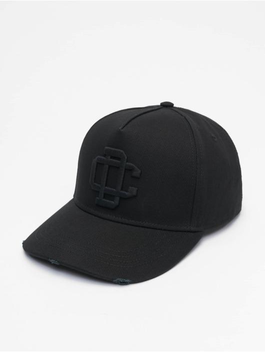 Dsquared2 Кепка с застёжкой DC Crest Baseball черный