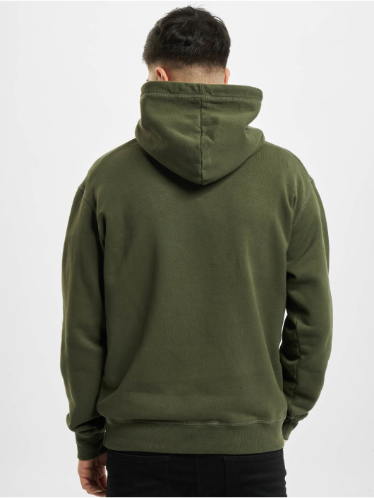 Dsquared2 Толстовка Icon Hooded зеленый