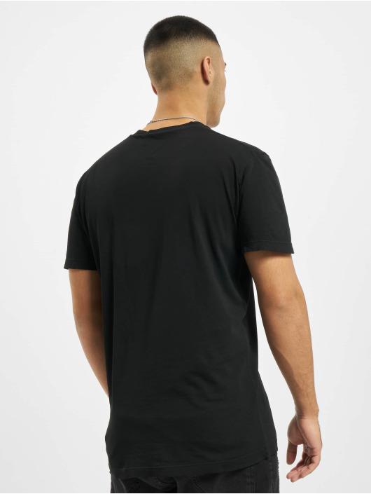 Dsquared2 Camiseta Denim negro