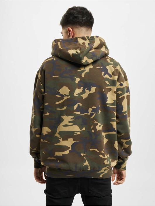 Dsquared2 Felpa con cappuccio Camouflage Icon Hooded mimetico