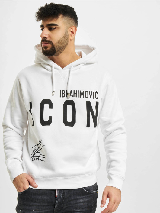 Dsquared2 Hoody Icon wit