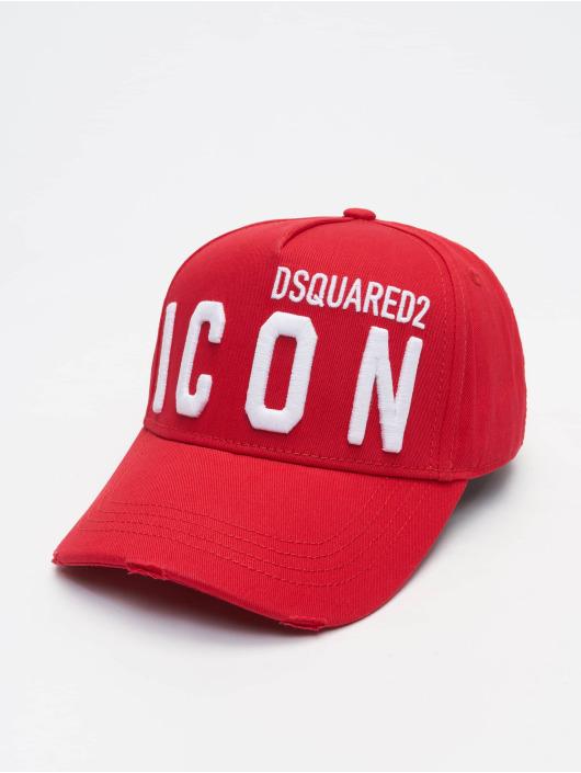Dsquared2 Snapback Icon èervená