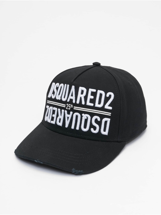 Dsquared2 Snapback Cap 25th Dsquared2 Baseball nero