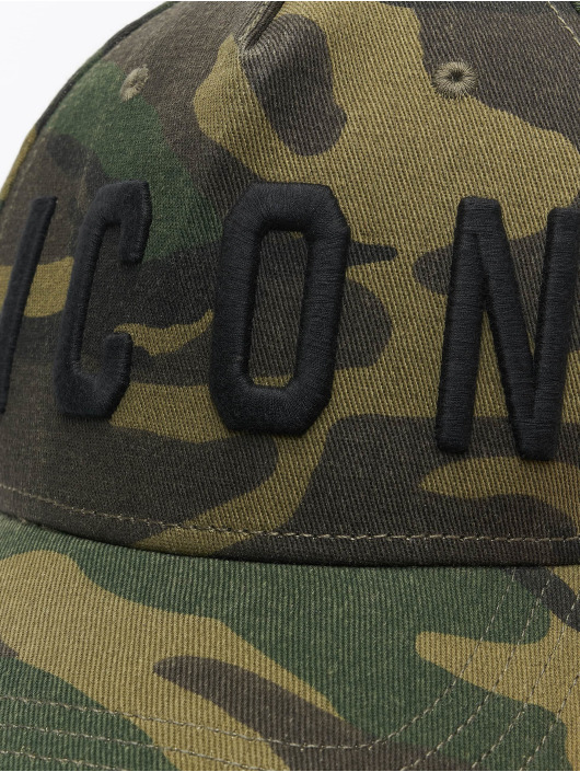 Dsquared2 Snapback Caps Icon camouflage