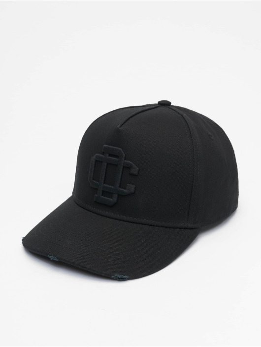 Dsquared2 Snapback Caps DC Crest Baseball sort