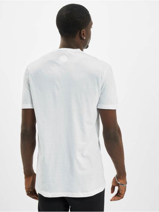 Dsquared2 T-Shirt Denim weiß