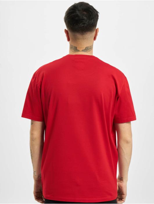 Dsquared2 T-Shirty Icon czerwony