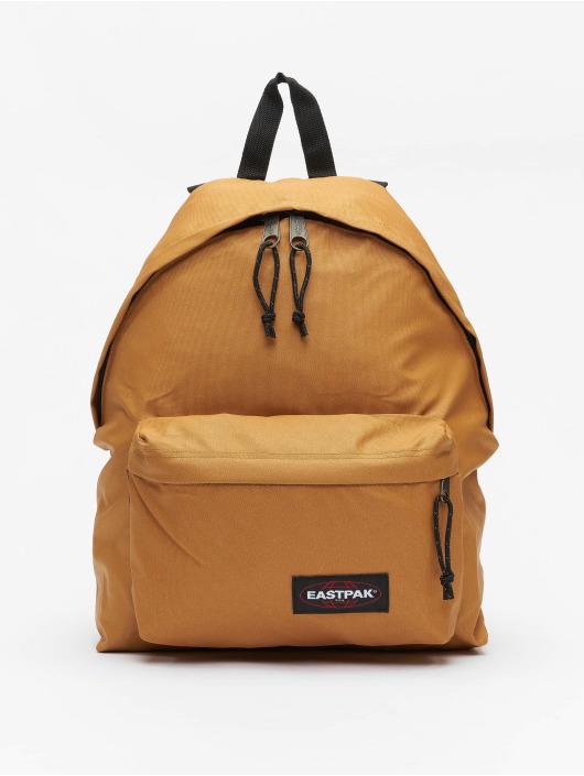 Eastpak Backpack Padded Pak'r gold colored