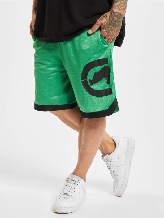 Ecko Unltd. Šortky Tom zelená