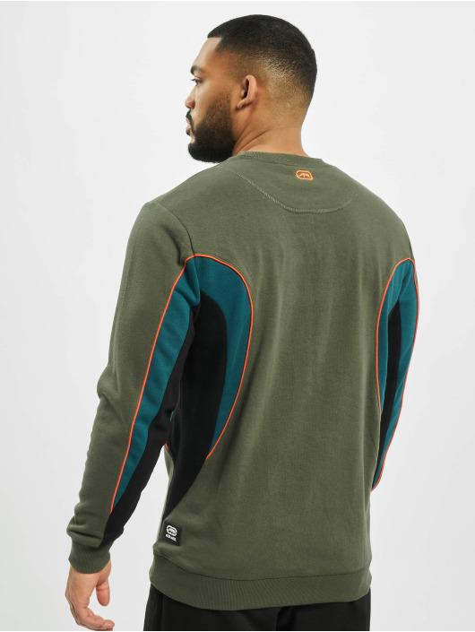Ecko Unltd. Пуловер Carlton оливковый