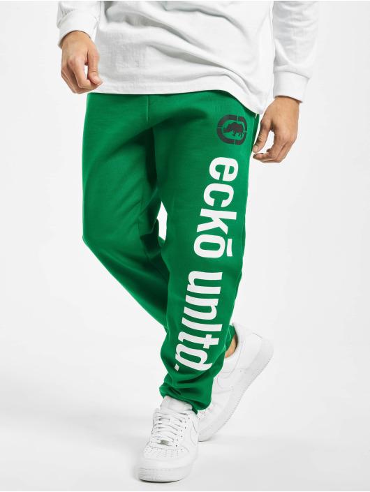 Ecko Unltd. Спортивные брюки 2Face зеленый