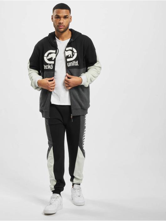 Ecko Unltd. Anzug Big Logo grau