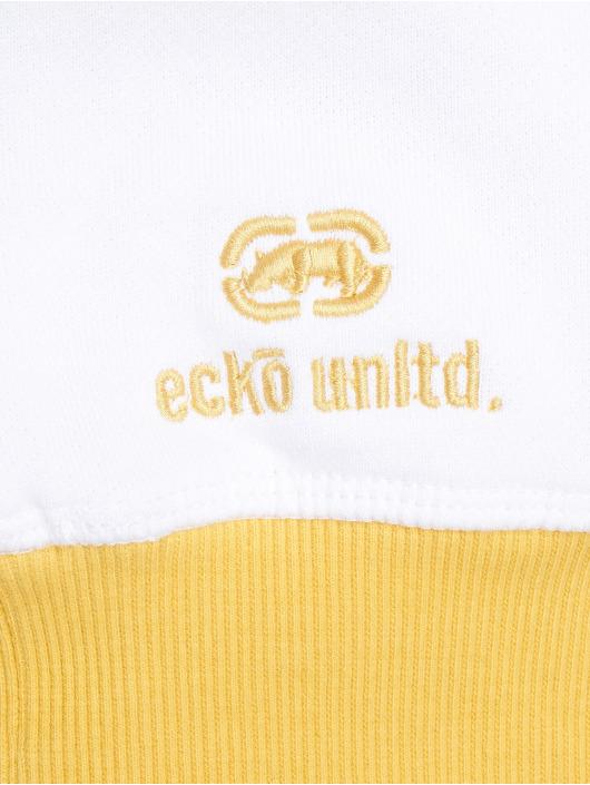 Ecko Unltd. Bluzy z kapturem Arizona Mills bialy