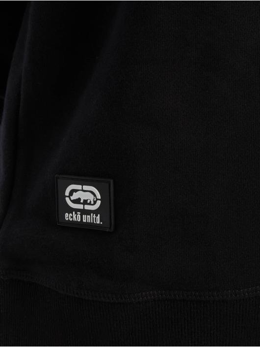 Ecko Unltd. Bluzy z kapturem Clovis czarny