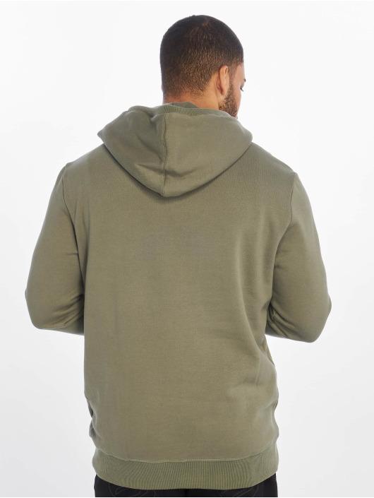 Ecko Unltd. Bluzy z kapturem Base oliwkowy