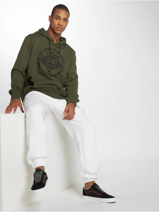 Ecko Unltd. Bluzy z kapturem Inglewood oliwkowy