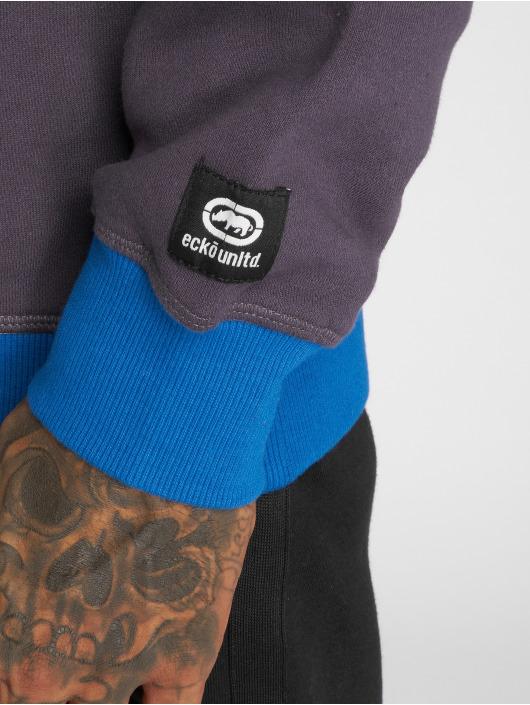 Ecko Unltd. Bluzy z kapturem SQUARE72 szary