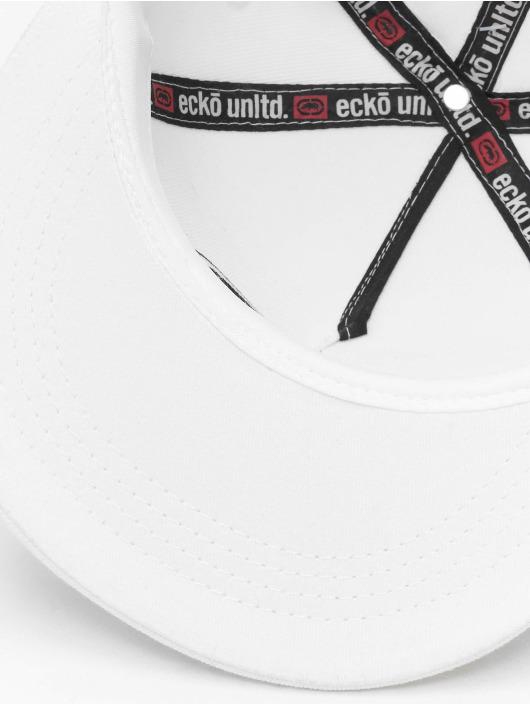 Ecko Unltd. Casquette Snapback & Strapback Base blanc