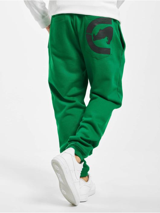 Ecko Unltd. Pantalone ginnico 2Face verde