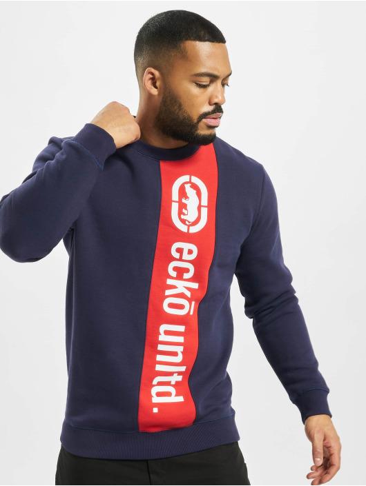 Ecko Unltd. Pullover Ruby blau