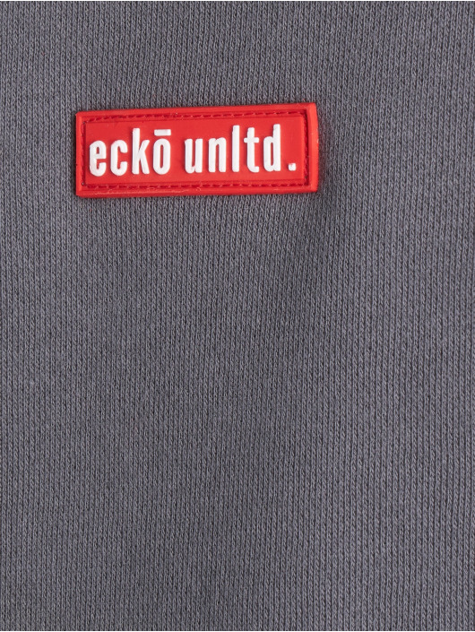 Ecko Unltd. Pullover Second Avenue grau