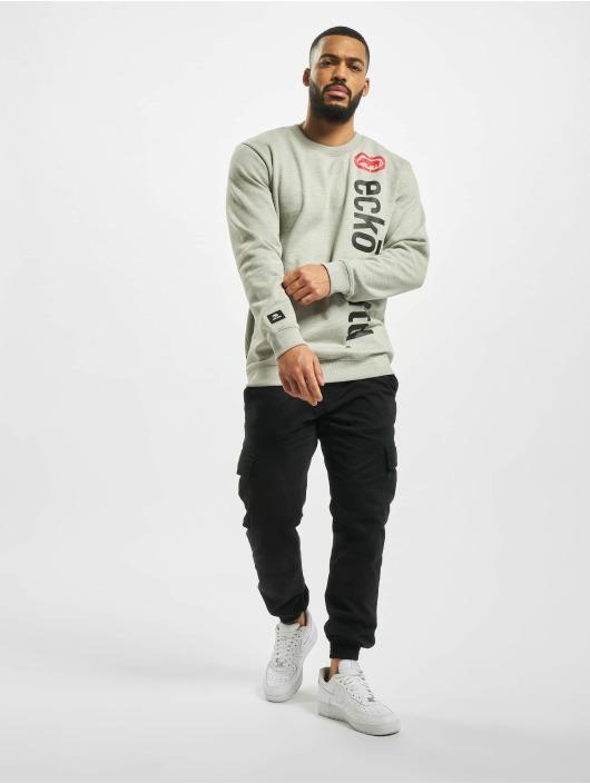 Ecko Unltd. Pullover 2 Face grau