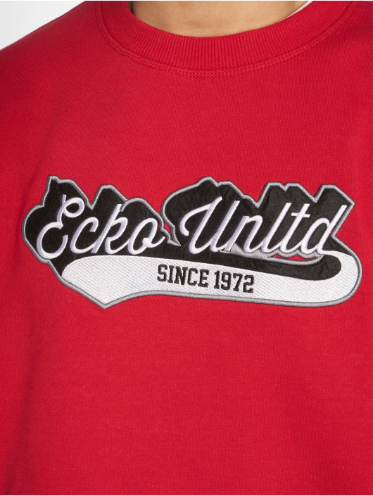 Ecko Unltd. Pullover Houston Way rot