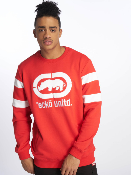 Ecko Unltd. Pullover Clovis rot